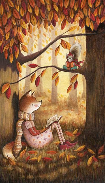 fall-fox