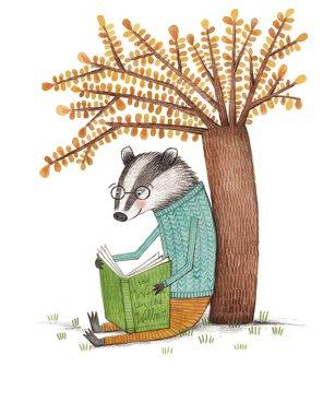 Reading Badger