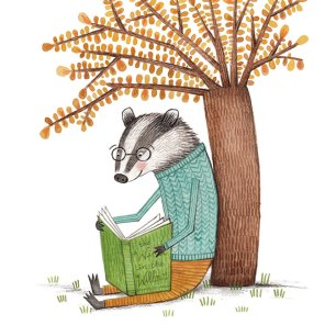 Reading Badger