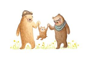 mom-dad-baby-bear