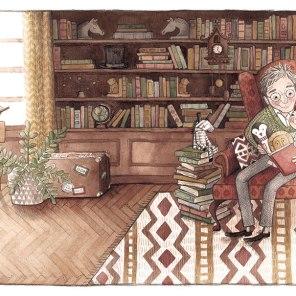 MA Portfolio: Henry and Grandpa 2