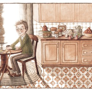 MA Portfolio: Henry and Grandpa 1