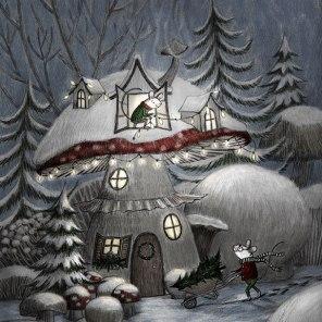 MA Portfolio: Mouse House